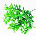 Artificial leaves, Plastic and wires, 1 Plastic flowers, 22cm Plastic flowers, [ST1395]